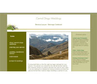 Central otago weddings