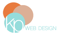 KP Web Design Logo